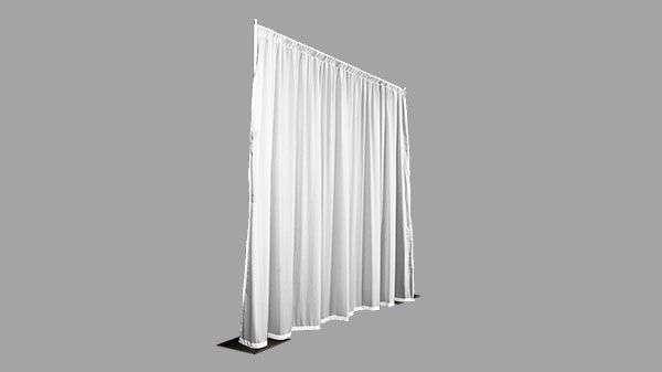 cortina pipe and Drape