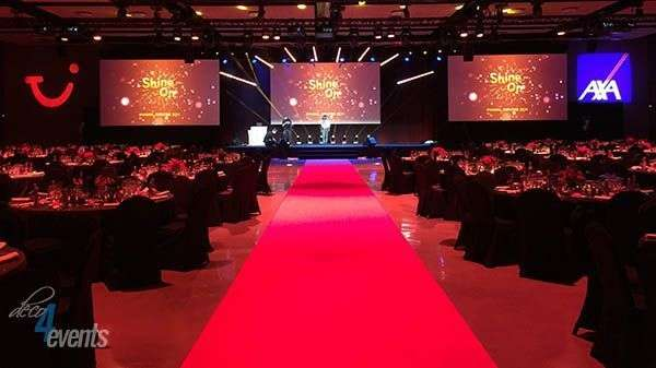 Carpets for events