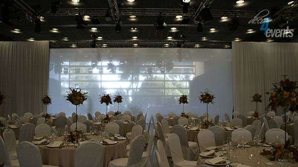 fabrics decoration events