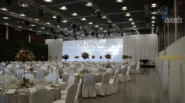 setting for events