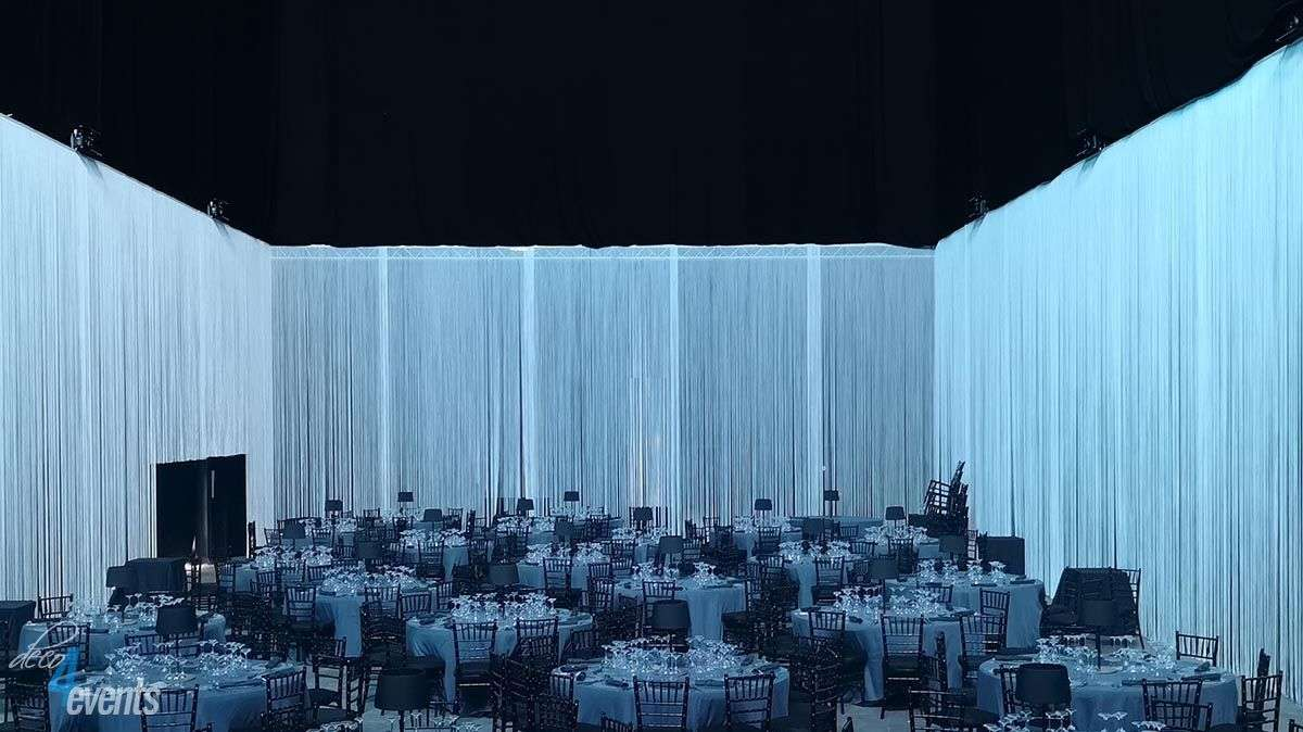 cortinas para eventos