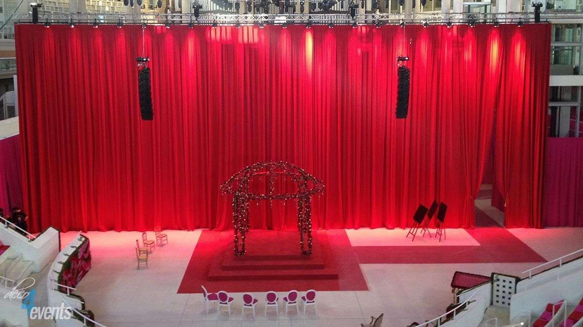 event curtains
